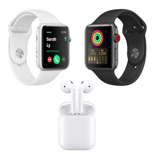 Apple Watch AirPods Global Geeks INC